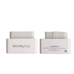 Launch md4mycar obdii code reader