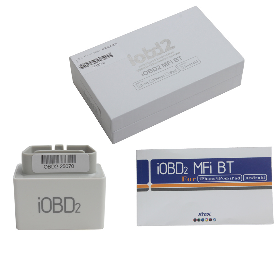 IOBD2 WIFI FOR IPHONE IPAD ANDROID